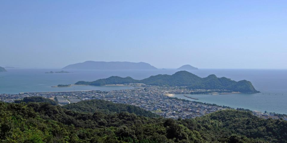 象鼻ヶ岬県立室積公園