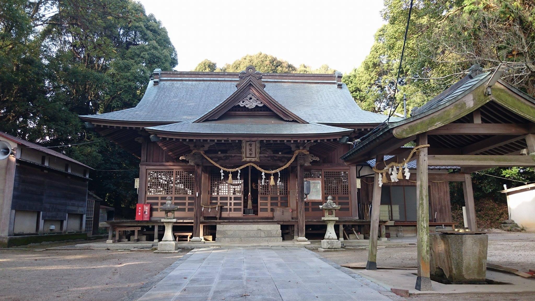 画像:賀茂神社