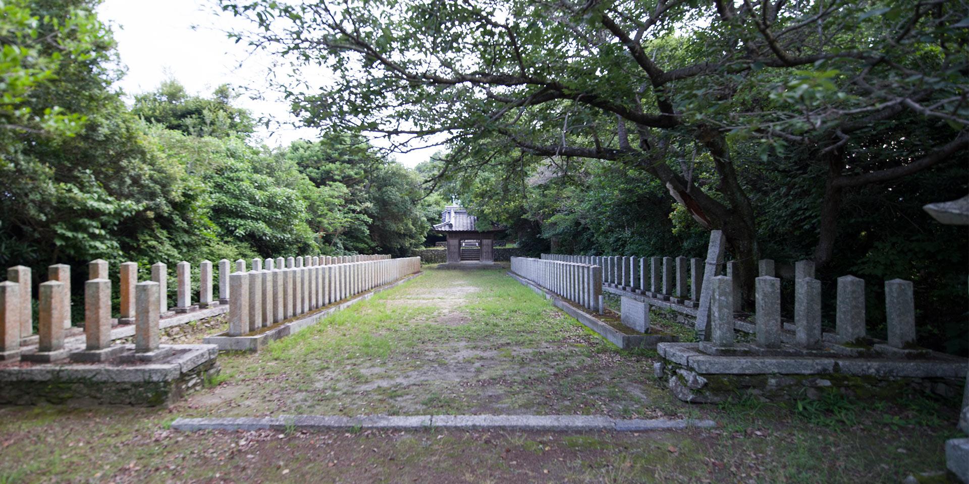 光峨嵋山護国神社